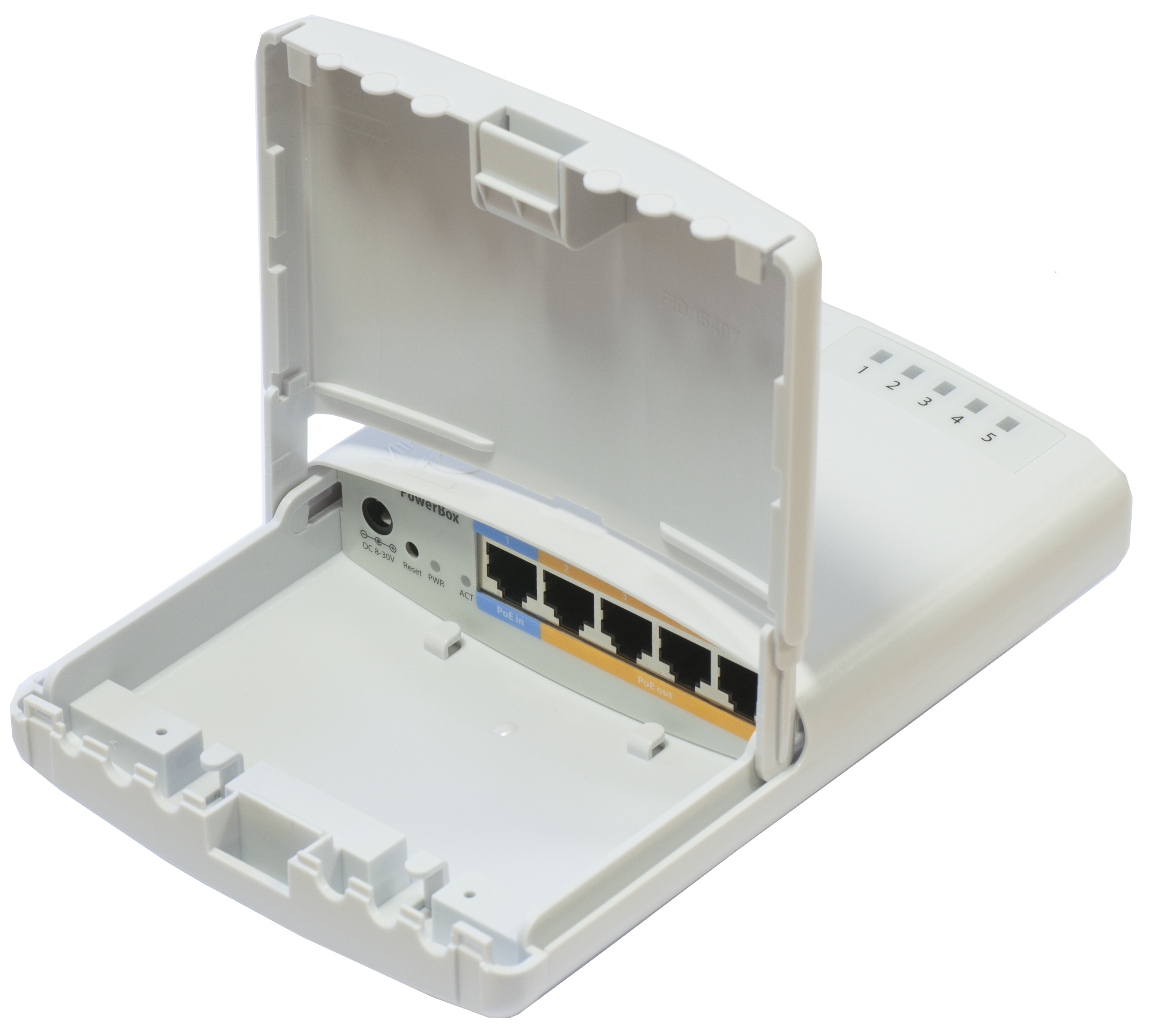 MikroTik Routers and Wireless - Products: PowerBox