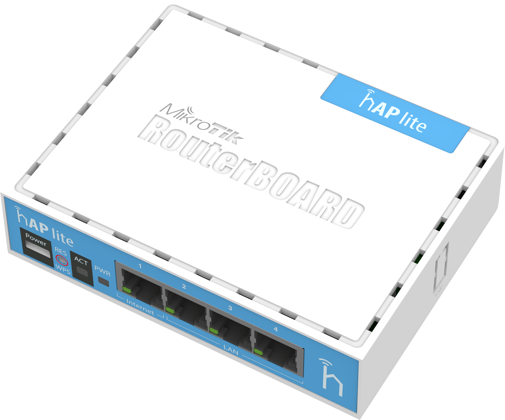MikroTik Routers and Wireless - Products: hAP lite