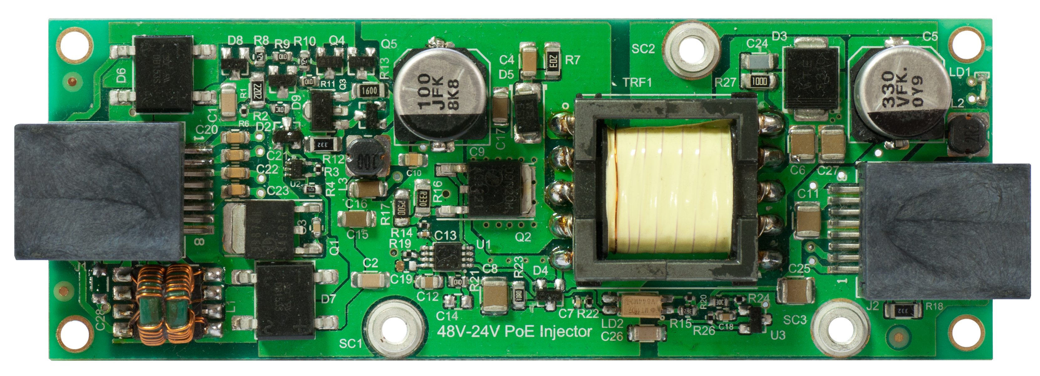 Mikrotik Routers And Wireless Products Rbgpoe Con Hp Adaptor Poe 24v 1a High Resolution Images