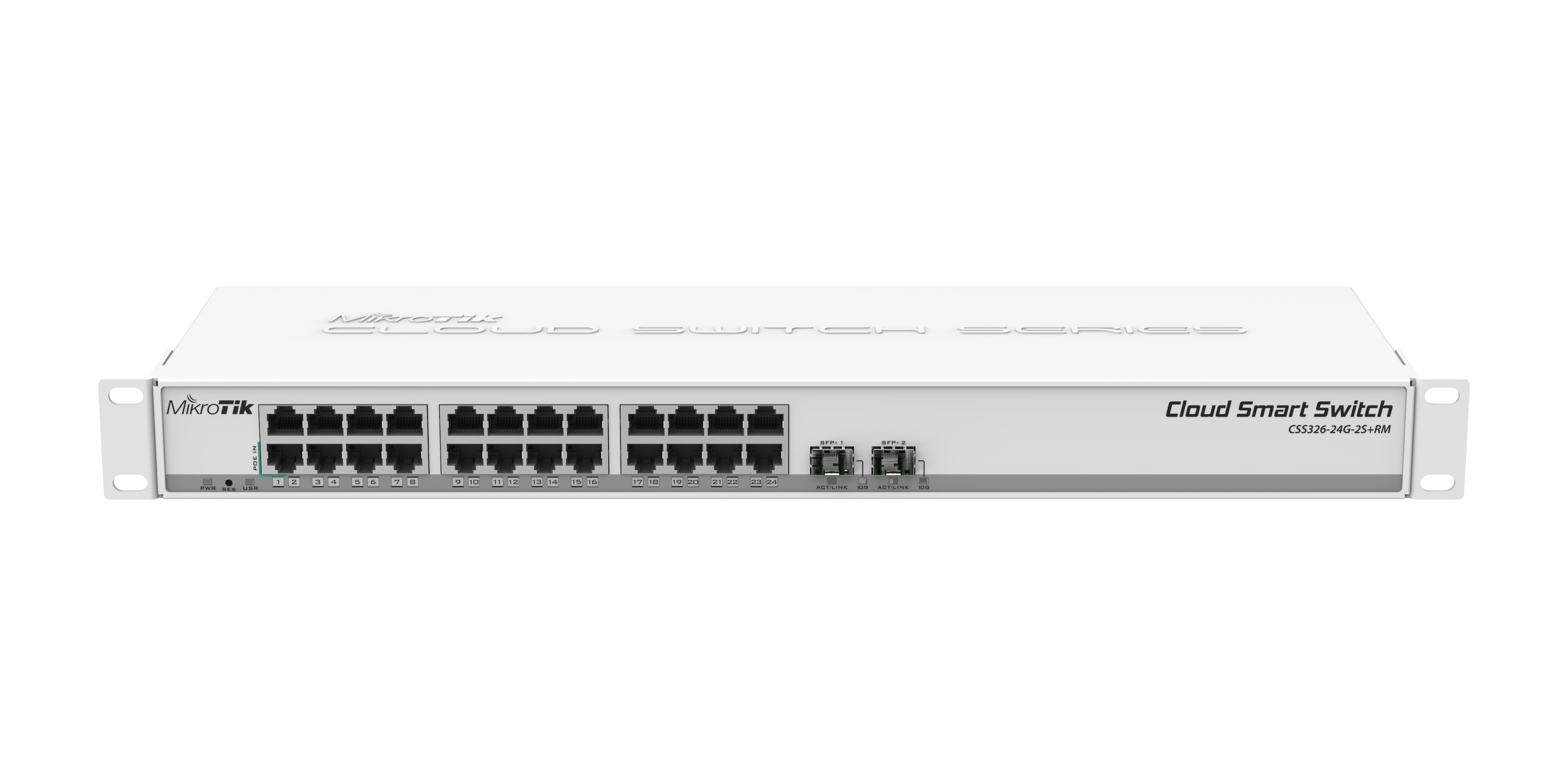 Mikrotik Routers And Wireless Products Css326 24g 2s Rm