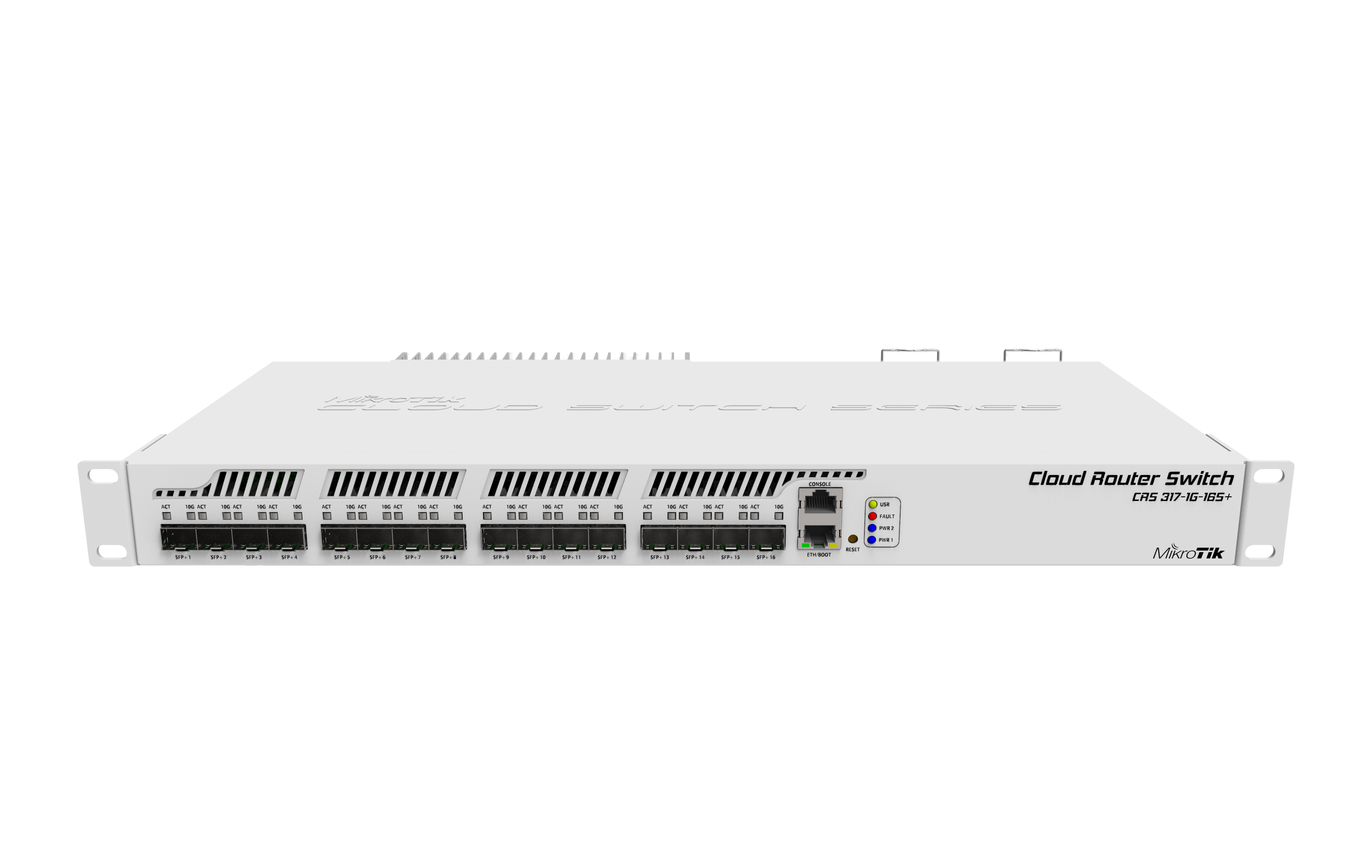 MikroTik Routers and Wireless - Products: CRS317-1G-16S+RM