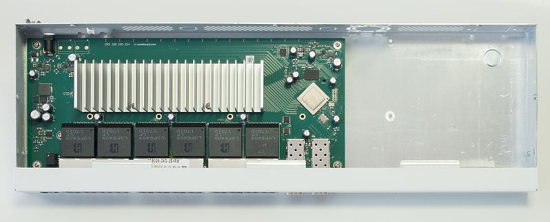Mikrotik Routers And Wireless Products Crs326 24g 2s Rm
