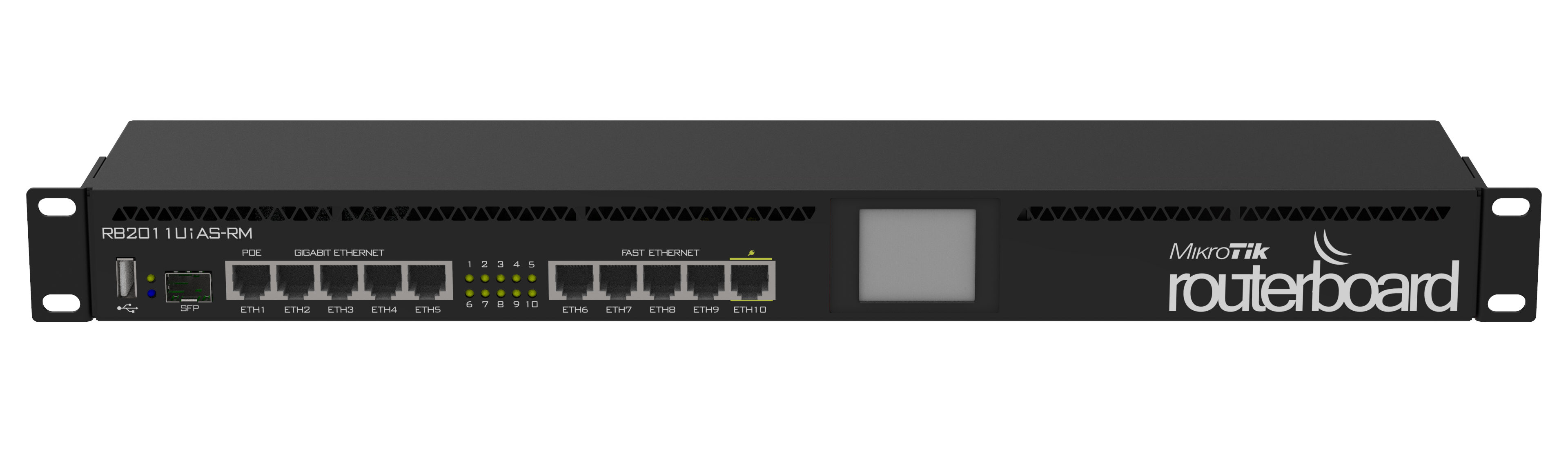 MikroTik Routers and Wireless - Products: RB2011UiAS-RM