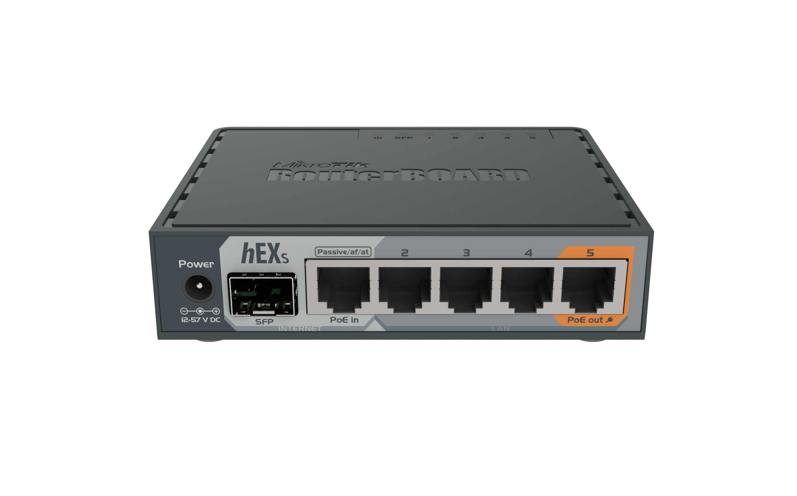 MikroTik Routers and Wireless - Products: hEX S