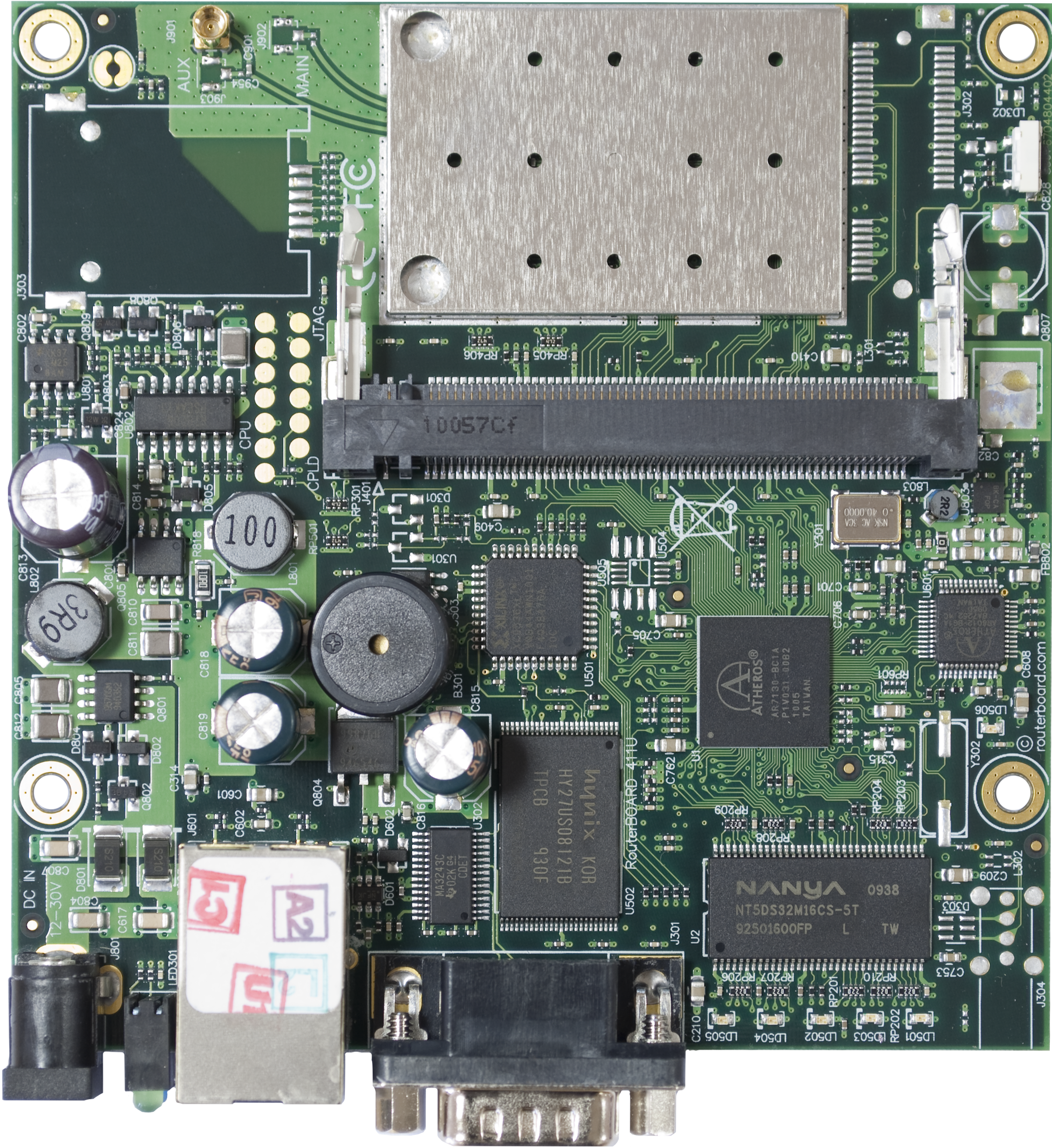 DRIVER: MIKROTIK RB411A ROUTER BOARD