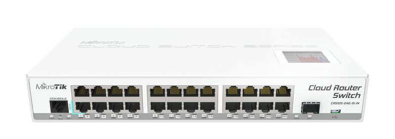 Mikrotik Routers And Wireless Products Crs125 24g 1s In