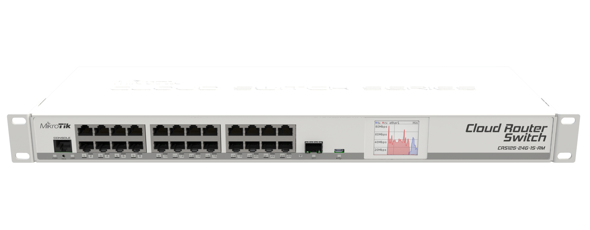 Mikrotik Routers And Wireless Products Crs125 24g 1s Rm