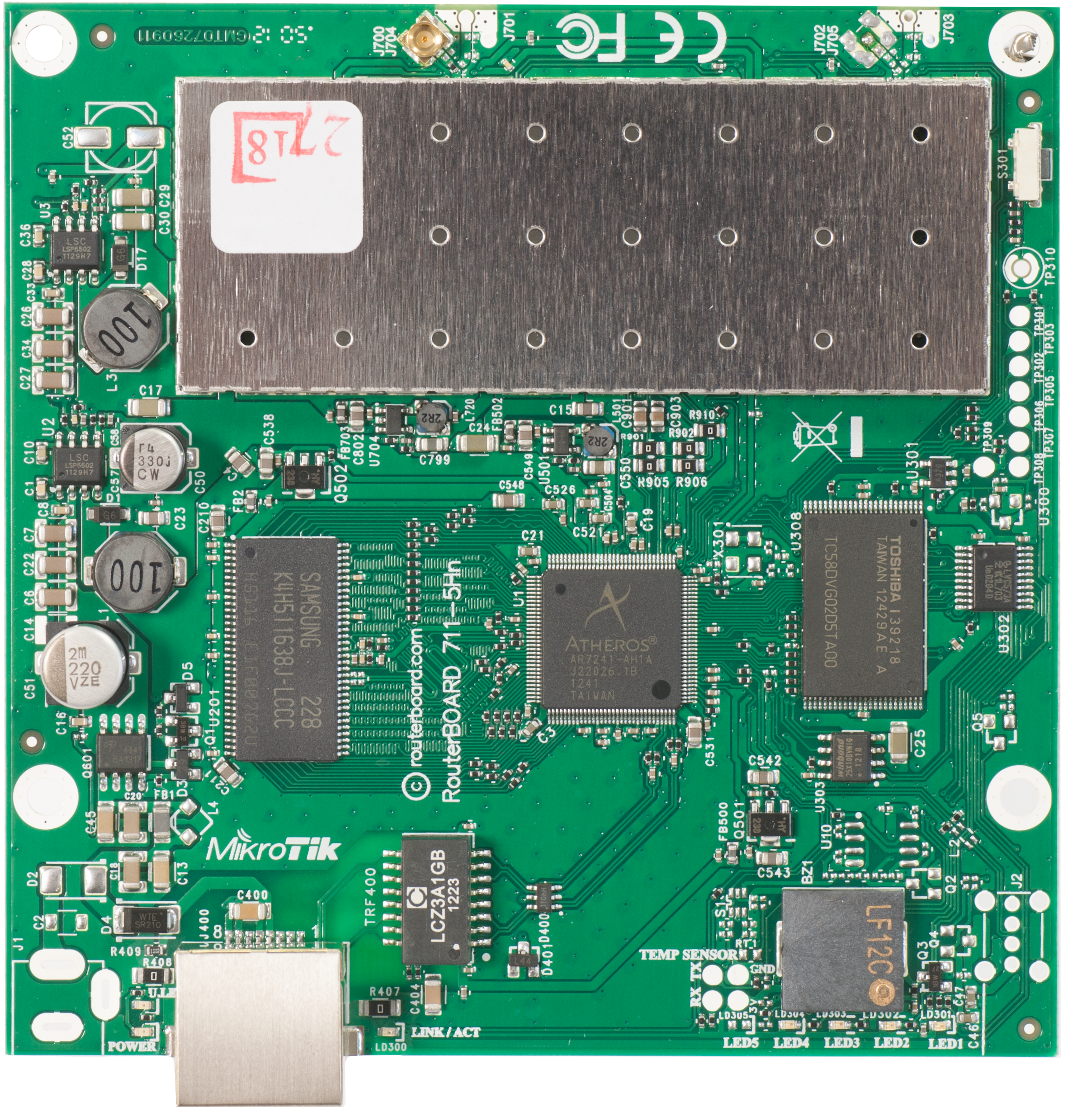 MIKROTIK RB911-5HN ROUTER BOARD DRIVER FOR WINDOWS 10